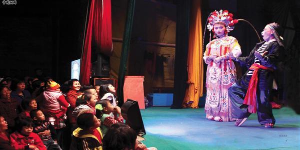 中国民族民间艺术之乡