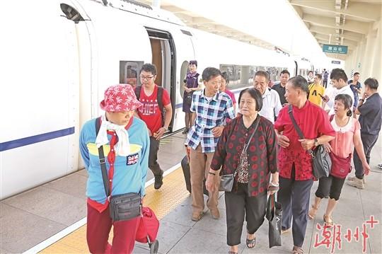 梅汕铁路正式开通运营
