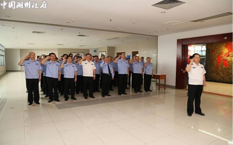 潮州市公安机关组队到省公安厅廉政基地学习 践行人民警察核心价值观