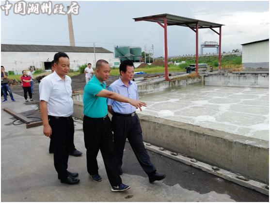 潮州市造纸厂肆意偷排又被严查重治